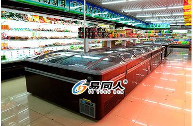 重庆-超市-冷冻柜