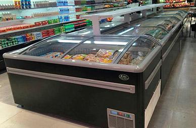上海-超市-冷冻柜