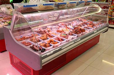北京-大洋集团-熟食柜