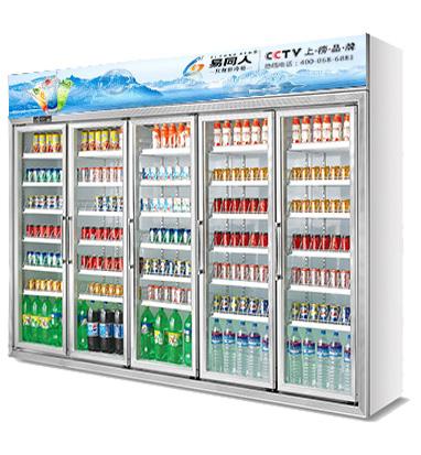 五门饮料展示柜