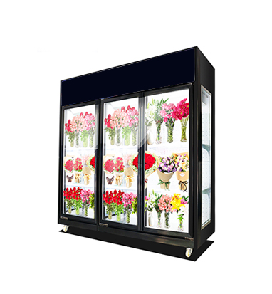 三门鲜花柜
