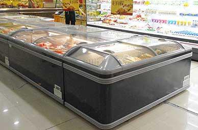 浙江-超市-冷冻柜