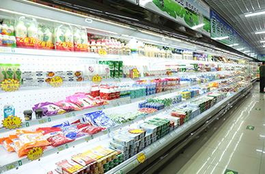 广东-超市-风幕柜
