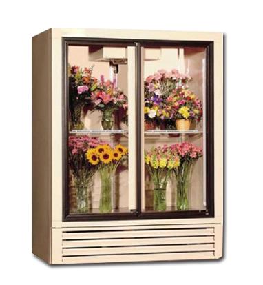 香欣柠檬鲜花柜