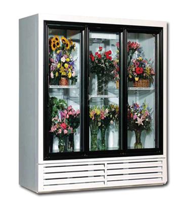 璀璨珍珠鲜花柜