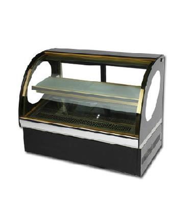 黑色经典蛋糕柜