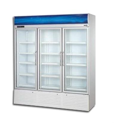 H款玻璃门冷柜