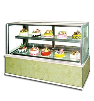 温控风冷蛋糕柜