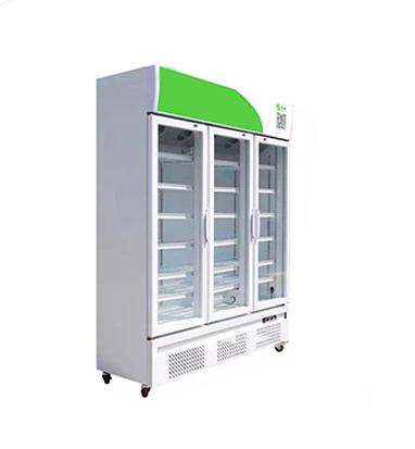 玻璃门冷藏柜