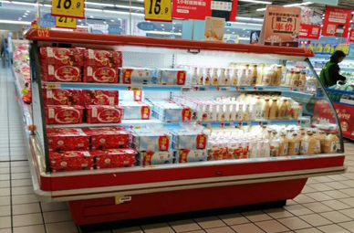 大润发超市冷柜案例解析