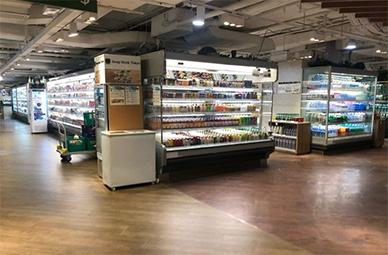 风幕柜、冷藏柜、鲜肉柜香港出货案例